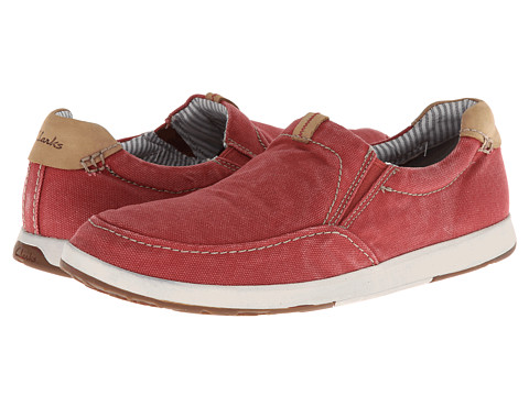 Pantofi Clarks - Norwin Easy - Red