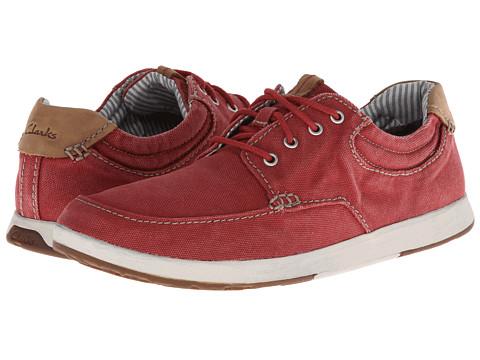 Pantofi Clarks - Norwin Vibe - Red