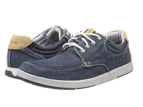 Pantofi Clarks - Norwin Vibe - Navy