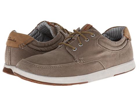 Pantofi Clarks - Norwin Vibe - Olive