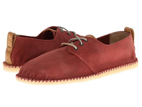 Pantofi Clarks - Pikko Solo - Red