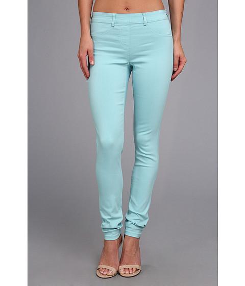 Pantaloni Christin Michaels - Comfort Waist Stretch Solid Jean - Aqua