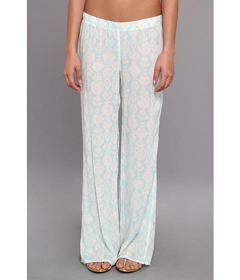 Pantaloni ONeill - Jaden Gauze Woven Pant - Aqua
