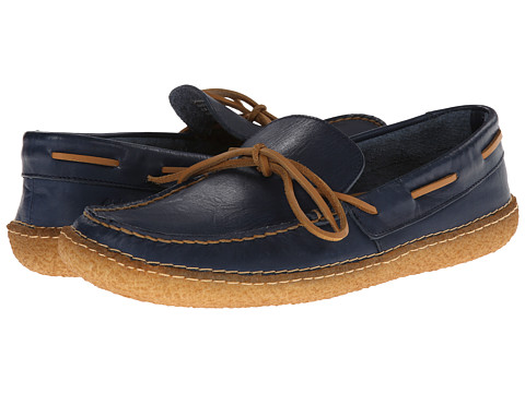 Pantofi Clarks - Edmund Valley - Navy