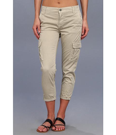 Pantaloni Calvin Klein - Slim Cargo Crop Pant - Summer Cream