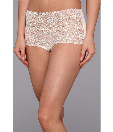 Lenjerie Cosabella - Queen Of Diamonds Hotpant - Ivory
