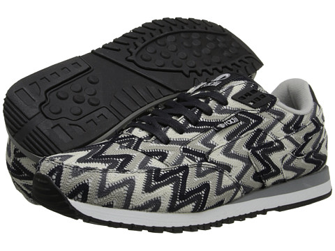 Adidasi radii Footwear - Phuket Runner - Grey Black Charcoal Knit
