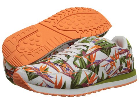 Adidasi radii Footwear - Phuket Runner - White Birds of Paradise