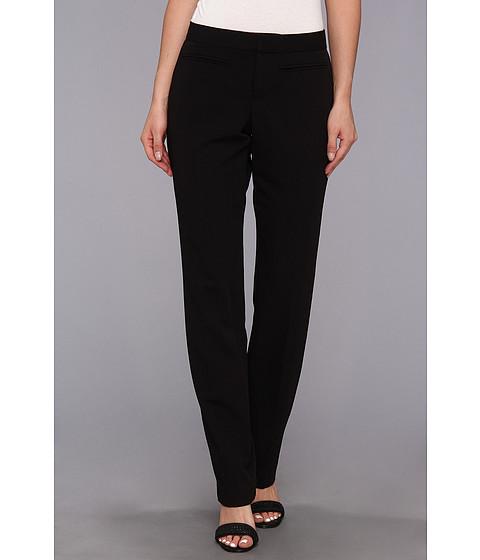 Pantaloni DKNY - Straight Long Pant - Black 1