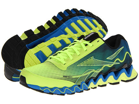 Adidasi Reebok - ZigUltra - Neon Yellow/Risk Blue/Black