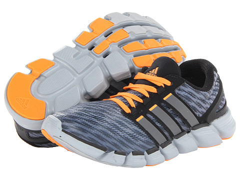 Poza Adidasi Adidas Running - Adipure Crazy Quick - Tech Grey/Carbon Metallic/Solar Zest