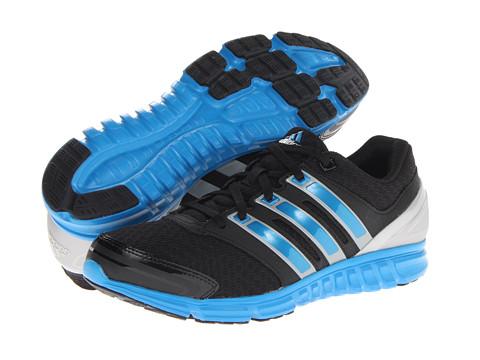 Adidasi Adidas Running - Falcon PDX - Black/Metallic Silver/Solar Blue