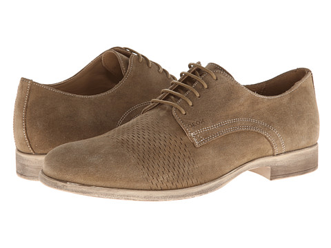 Pantofi Geox - U Journey Oxford - Antelope