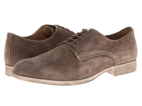 Pantofi Geox - U Journey Oxford - Ebony