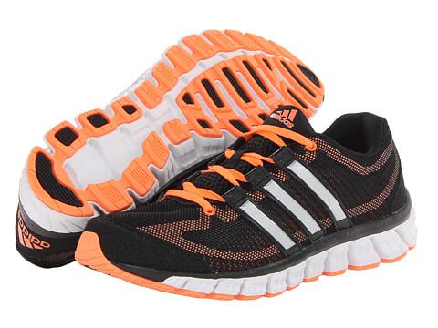 Adidasi Adidas Running - Liquid Ride - Black/Solar Zest/Carbon Metallic