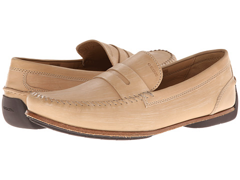 Pantofi Geox - U Luca - Camel