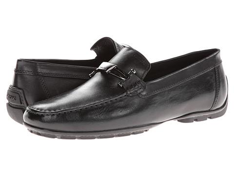 Pantofi Geox - Uomo Monet - Black