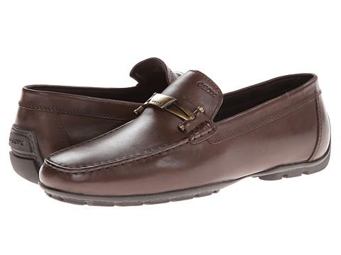 Pantofi Geox - Uomo Monet - Brown