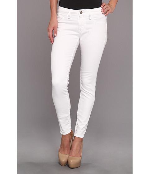 Blugi Mavi Jeans - Alexa Ankle Mid-Rise Skinny in White Nolita - White Nolita