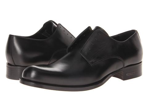 Pantofi DSQUARED2 - Barcello Laced Up Oxford - Black