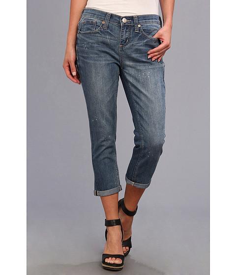 """Blugi Seven7 Jeans - 22\"""" Easy Crop - Blume"""