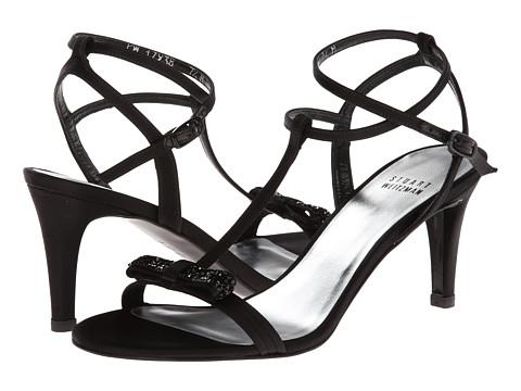 Pantofi Stuart Weitzman - Zesty - Black Satin