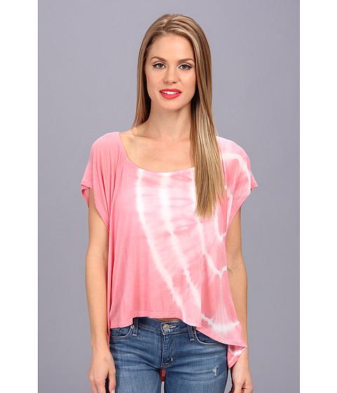 Bluze Brigitte Bailey - Circle Tie-Dye Top - Pink