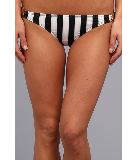 Costume de baie GUESS - Found Gilty Ring Pant - Black