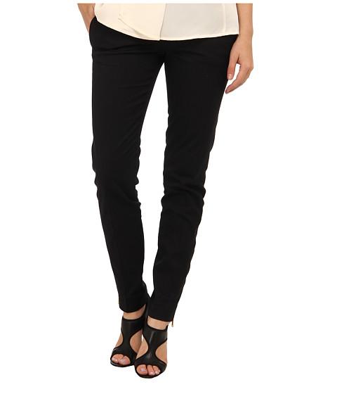 Pantaloni DSQUARED2 - Medium Waist Super Slim Pant - Black