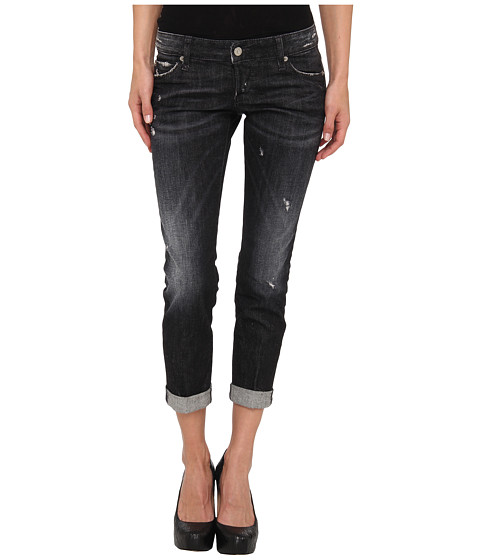 Blugi DSQUARED2 - Pat Jean - Black