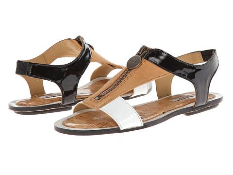Sandale Geox - D Sweetness - Black/Light Brown