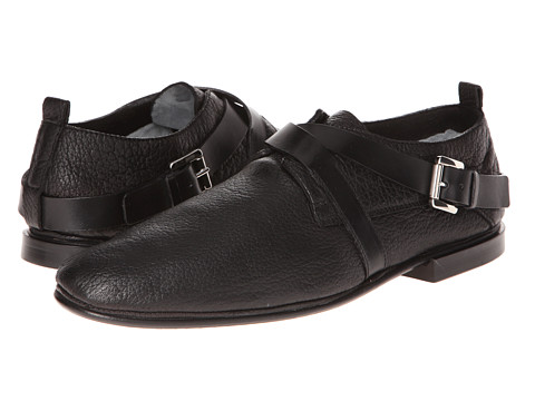 Pantofi Costume National - Buckle Shoe - Black