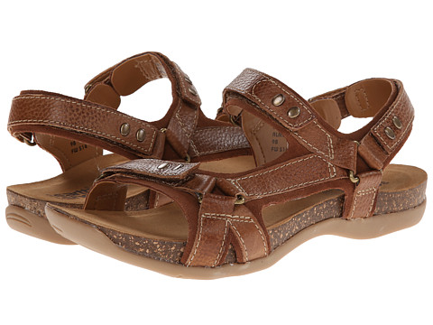 Sandale Kalso Earth - March - Almond Full Grain Leather