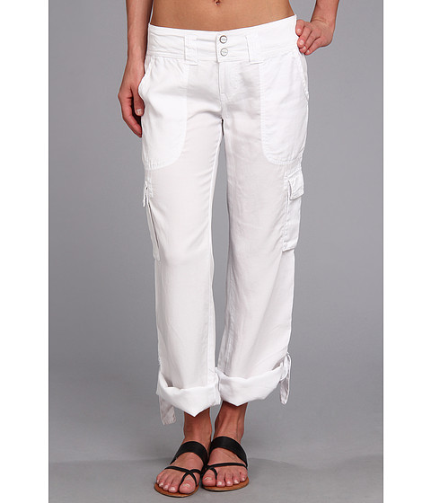 Pantaloni Sanctuary - Venice Cruiser - White