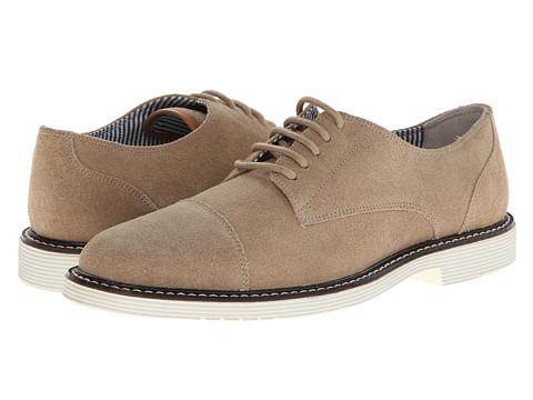 Pantofi Armani Jeans - Suede Oxford - Beige