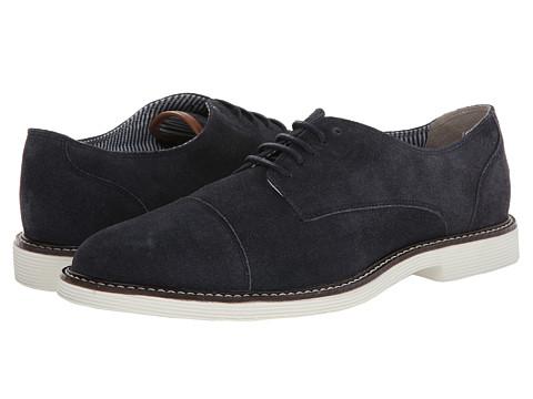 Pantofi Armani Jeans - Suede Oxford - Navy