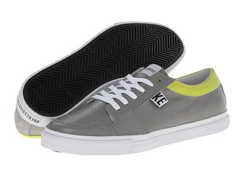 Adidasi Bikkembergs - Plus 100 Low Top Trainer - Grey