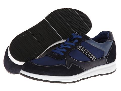 Adidasi Bikkembergs - Social 68 Low Top Trainer - Bluette