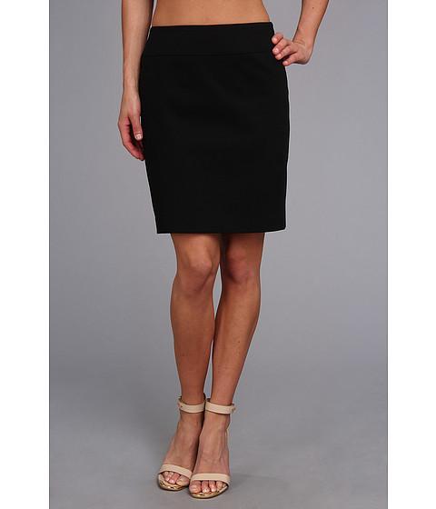 Fuste Christin Michaels - Slim Skirt Solid - Black