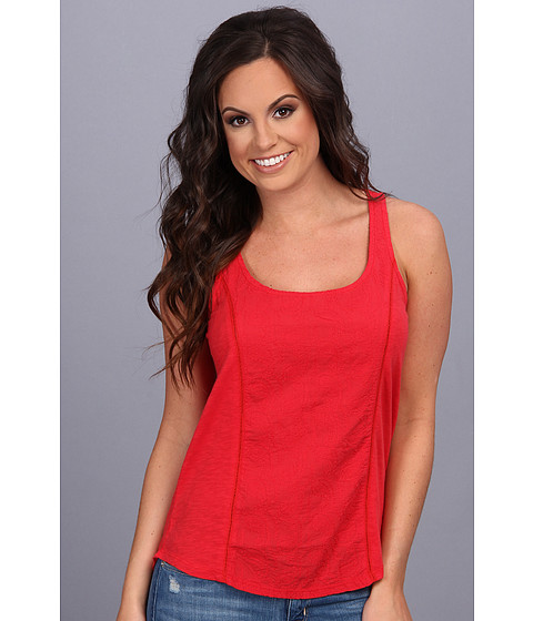 Bluze Lucky Brand - Schiffli Front Tank - Ribbon Red
