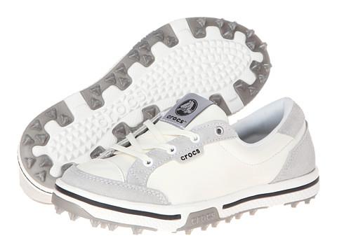 Adidasi Crocs - Bradyn 2.0 Golf - White/Silver