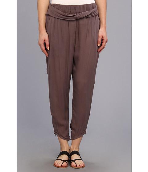 Pantaloni Free People - Twisted Ikat Pant - Pewter