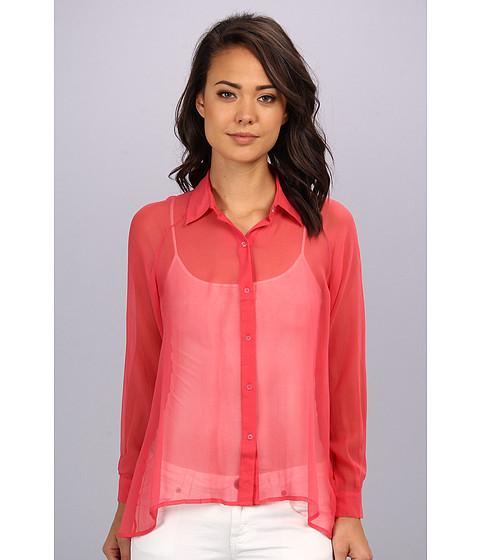 Bluze Tart - Lorainne Top - Claret Red