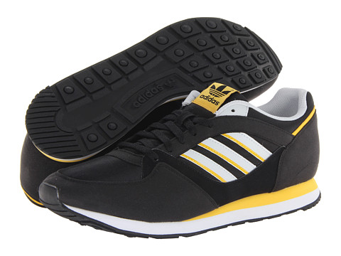 Adidasi Adidas Originals - ZXZ 100 - Black/Clear Grey/Sunshine