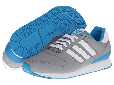Adidasi Adidas Originals - ZXZ WLB 2 - Mid Grey/White/Solar Blue