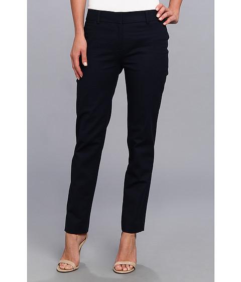 Pantaloni Anne Klein New York - Petite Slim Leg Pant - Midnight
