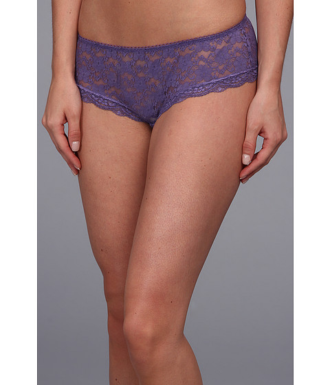 Lenjerie Free People - Floral Lace Basic Hipster - Grape