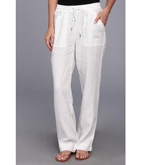 Pantaloni Vince Camuto - Two-Pocket Drawstring Pant - Ultra White