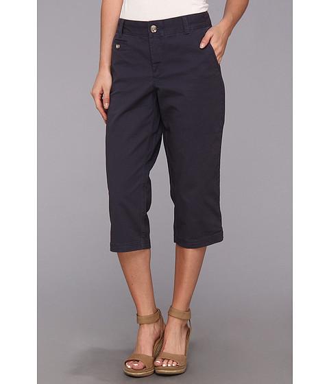 Pantaloni Dockers - Stretch Twill Capri - Solid - Pennant Blue
