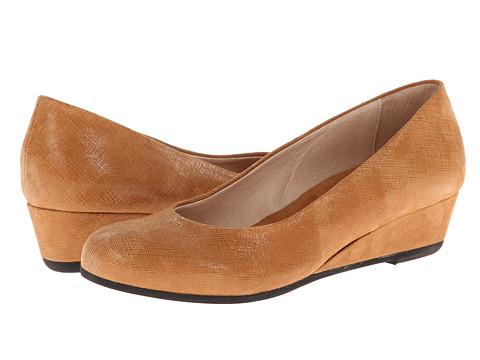 Pantofi French Sole - Gumdrop - Cognac Cartizze